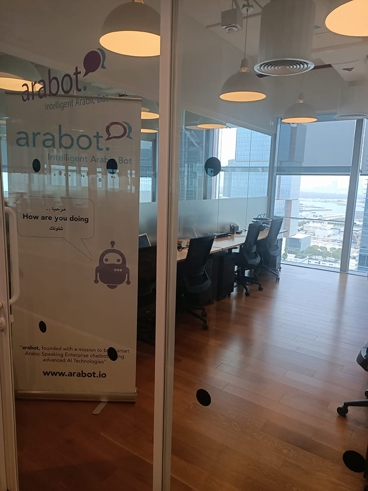 arabot office