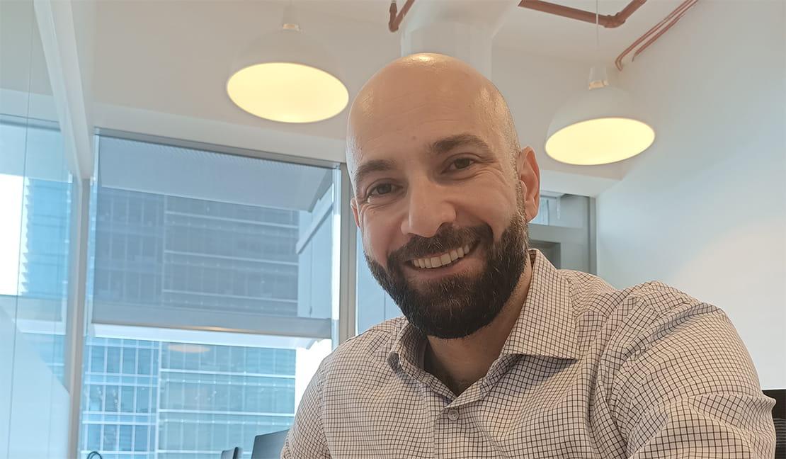 يوم فـي حيـاة مدير تطوير الأعمال لشركة أرابوت: محمد الصغير